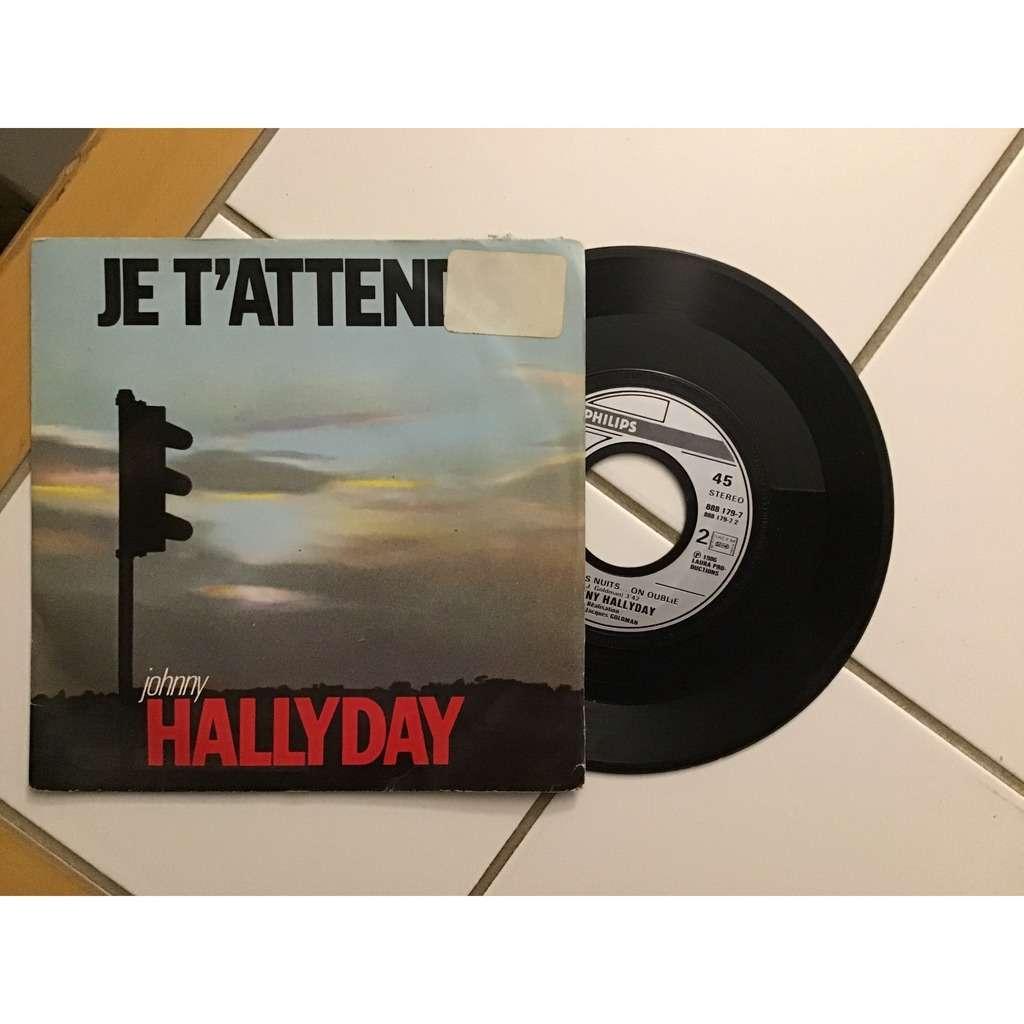 JOHNNY HALLYDAY JOHNNY HALLYDAY 2 TITRES REF 888 179 7