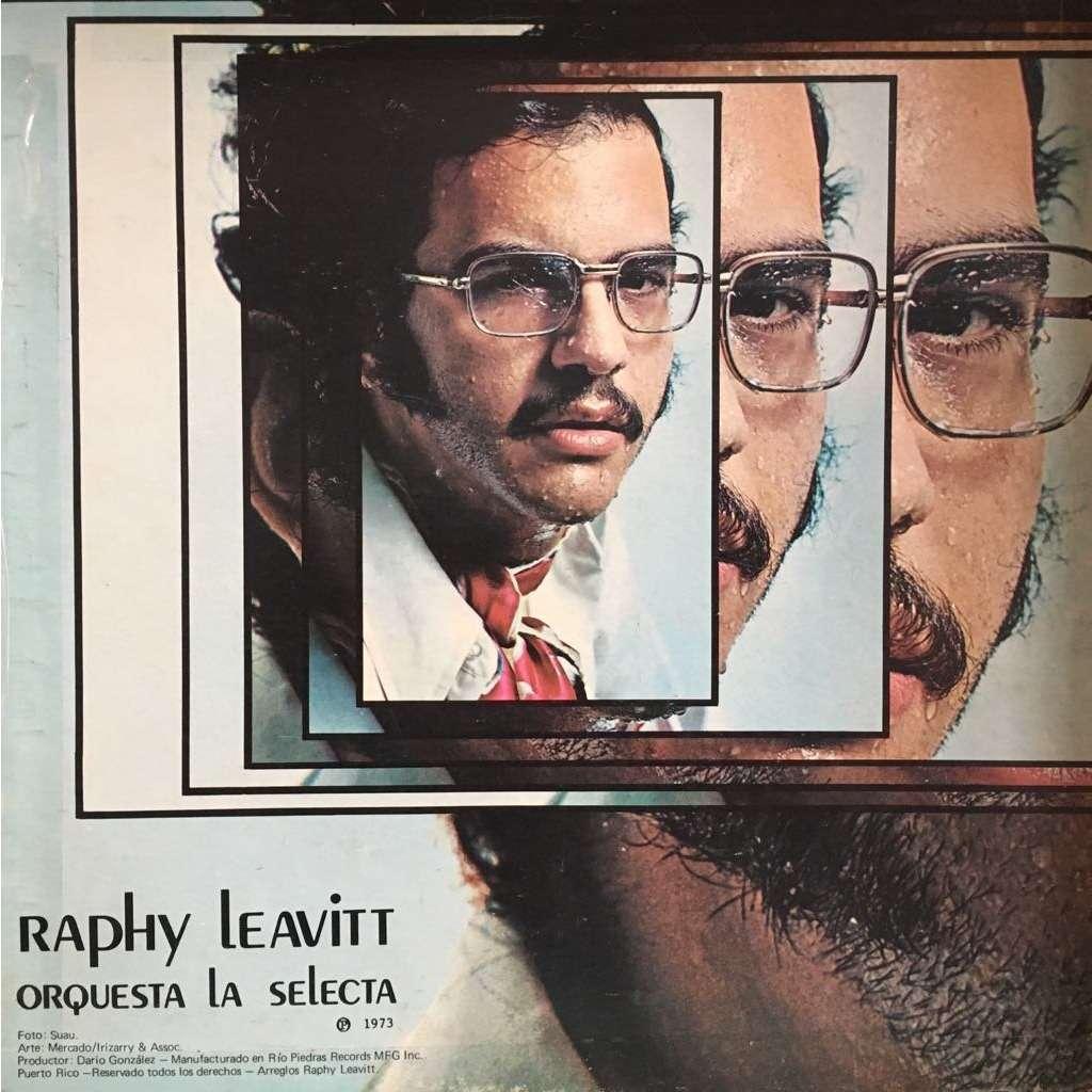 Raphy Leavitt Orquesta La Selecta Jibaro soy