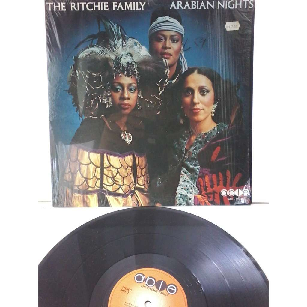 the ritchie family arabian nights