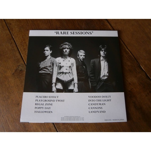 siouxsie & the banshees rare sessions