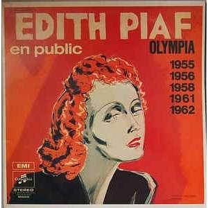 Edith Piaf En Public (Olympia 1955 1956 1958 1961 1962)