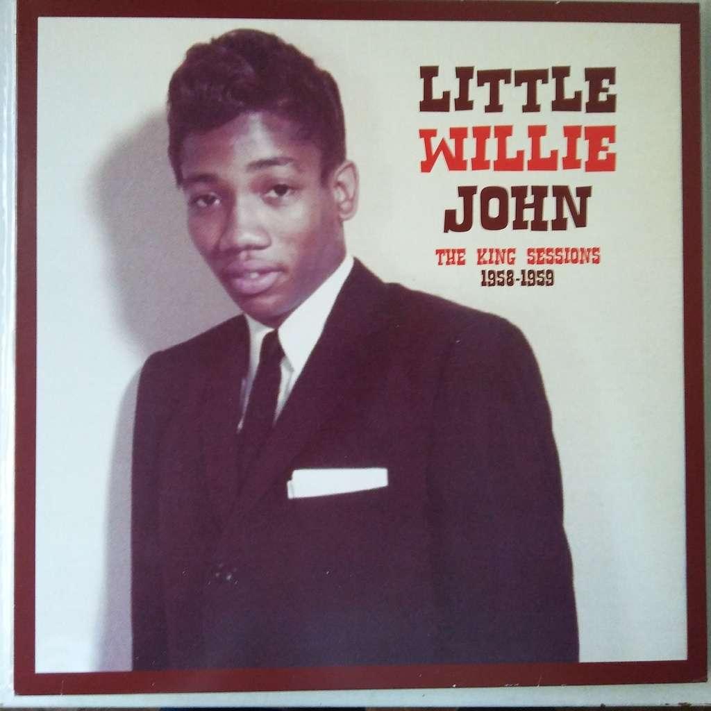 Little Willie John The King Sessions 1958-1959