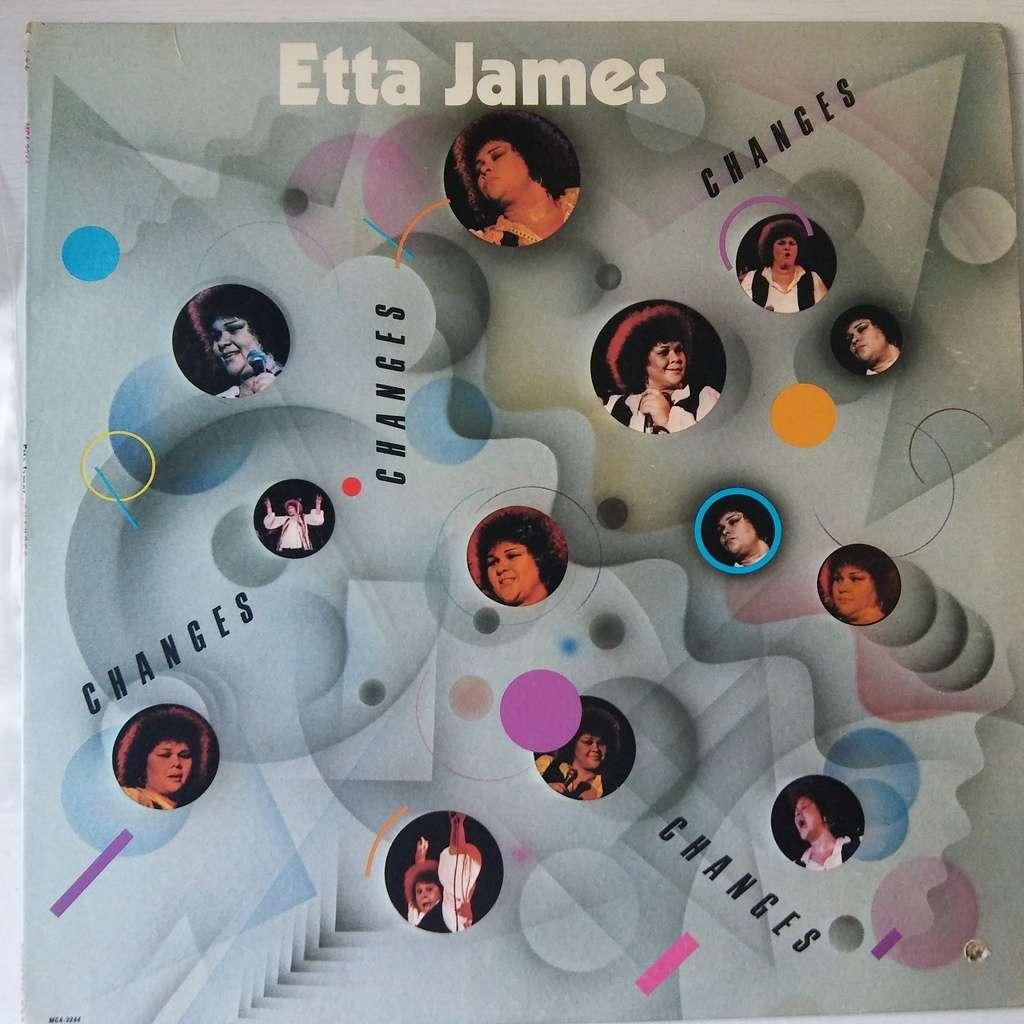 Etta James Changes
