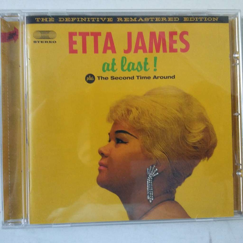 Etta James At Last! + The Second Time Aroud