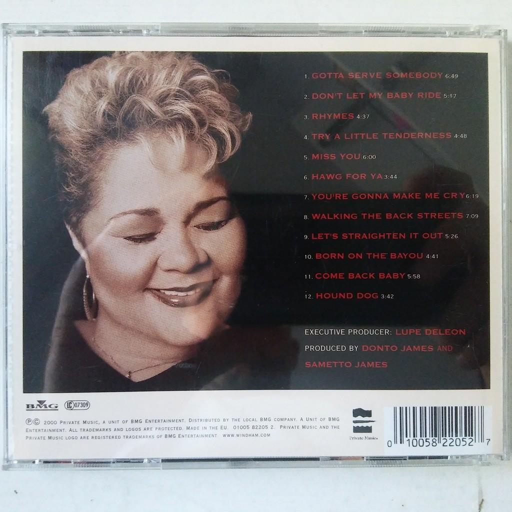Etta James Matriarch Of The Blues