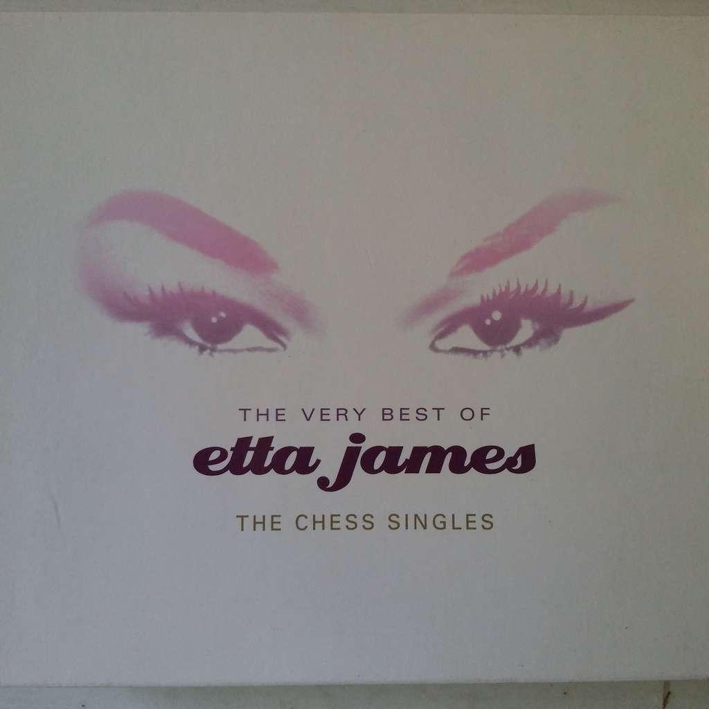 Etta James The Very Best Of Etta James - The Chess Singles