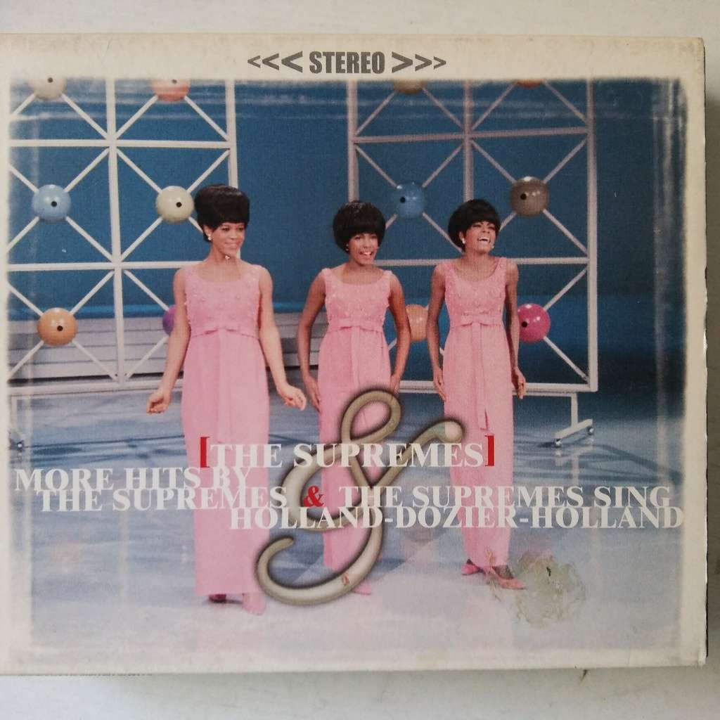 The Supremes More Hits By The Supremes & The Supremes Sing Holland-Dozier-Holland