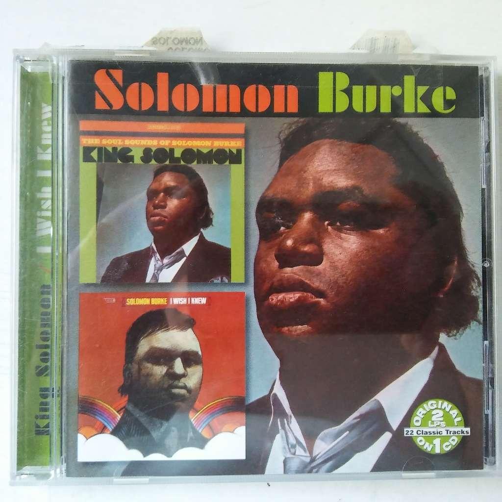 Solomon Burke King Solomon / I Wish I Knew