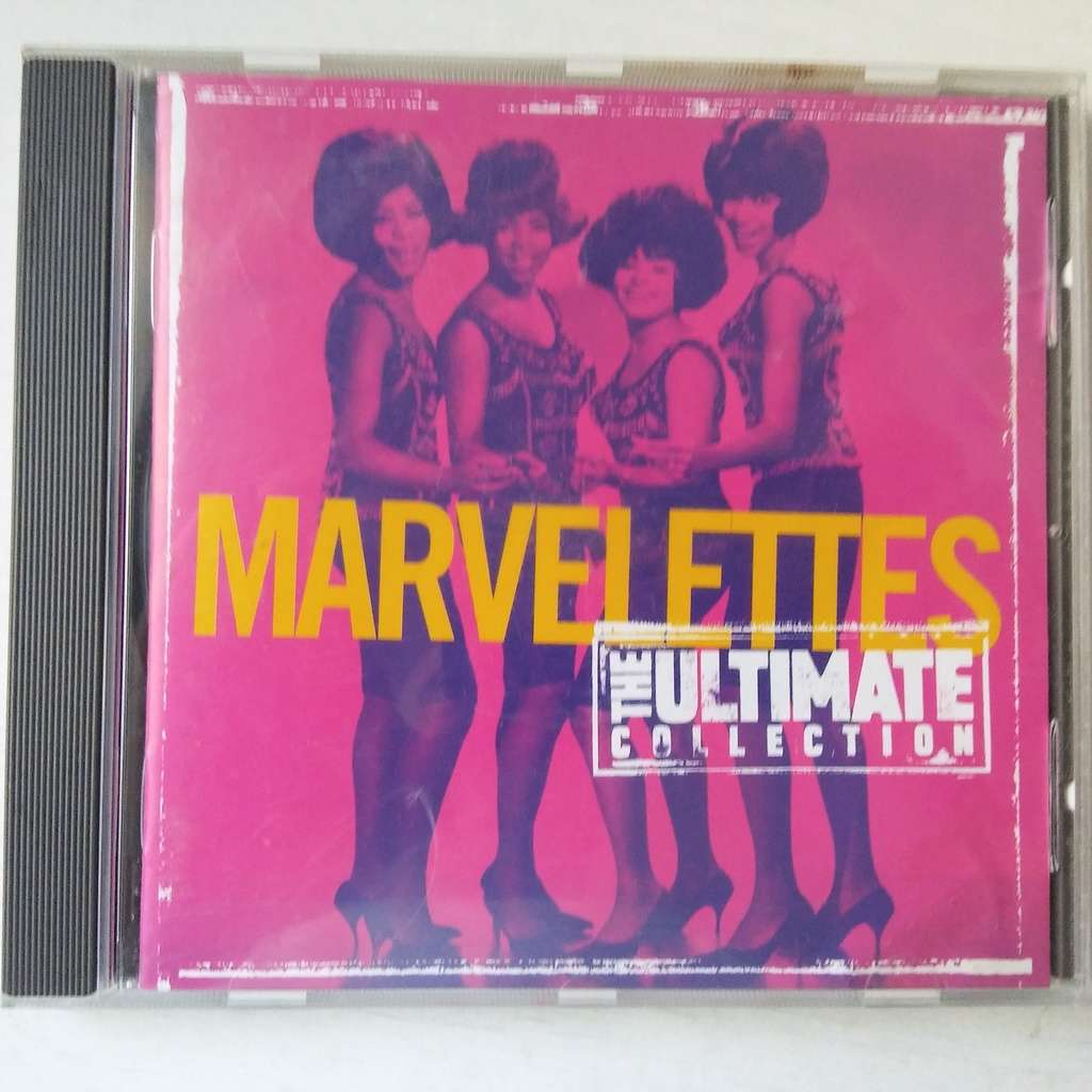 The Marvelettes The Ultimate Collection