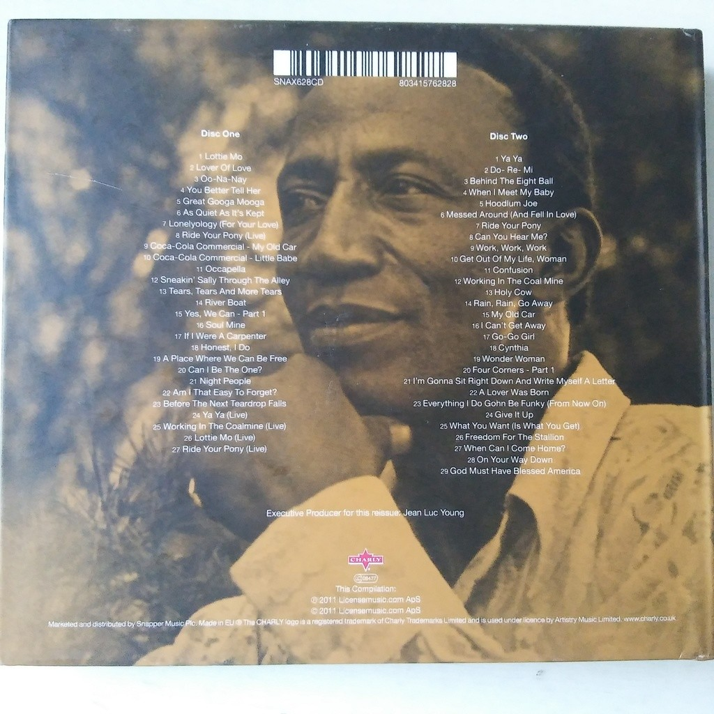 Lee Dorsey Soul Mine The Greatest Hits & More 1960-1978