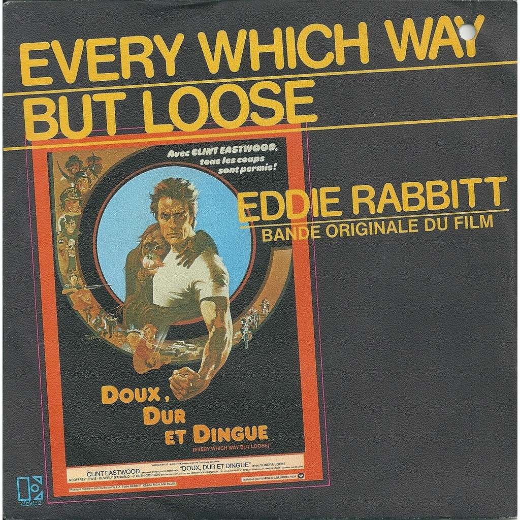 Eddie Rabbitt every which way but loose
