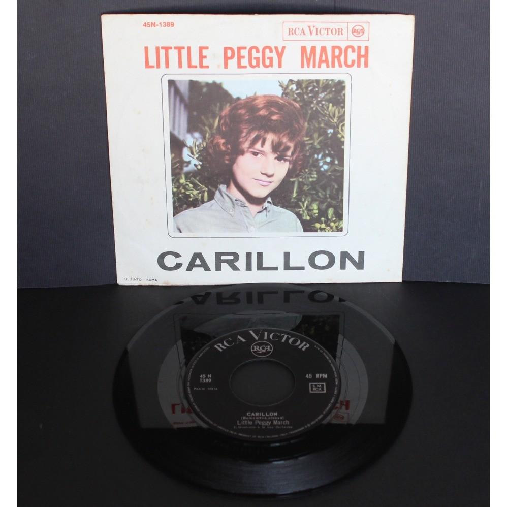 Little Peggy March Passo Su Passo / Carillon