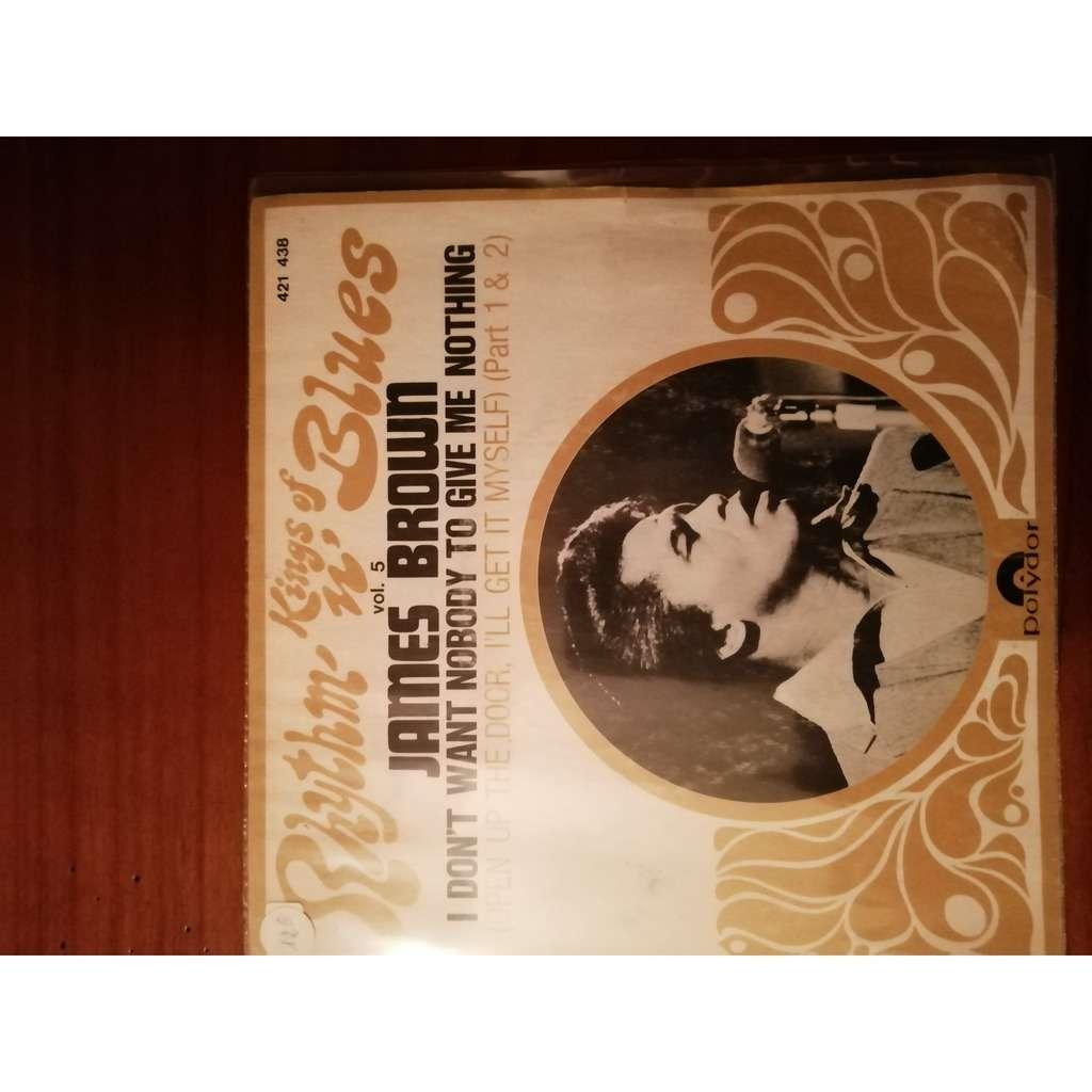 james brown kings of Rand Blues vol 5