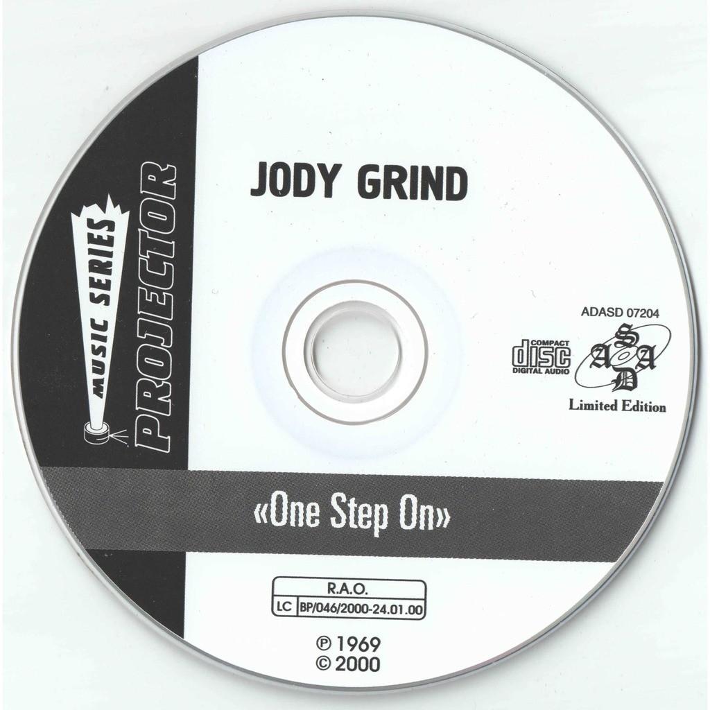 Jody Grind One Step On