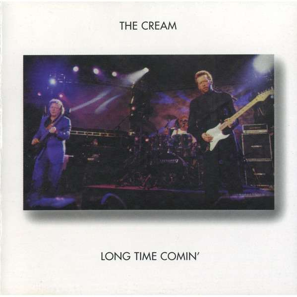 The Cream Long Time Comin'
