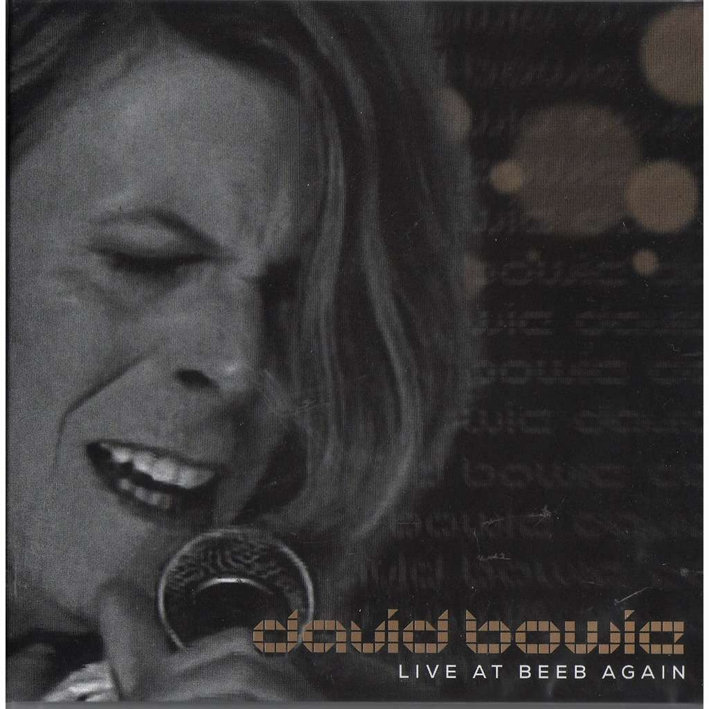 David Bowie Live At Beeb Again (BBC radio Theatre London UK 27.06.2000) (2CD+DVD)