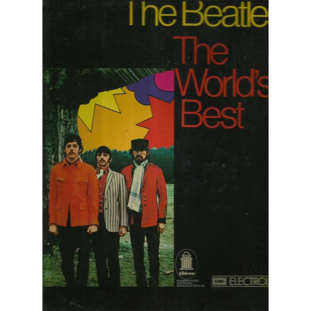 the beatles the world's best
