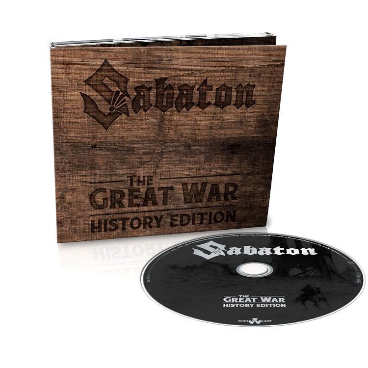 Sabaton The Great War (History Edition)