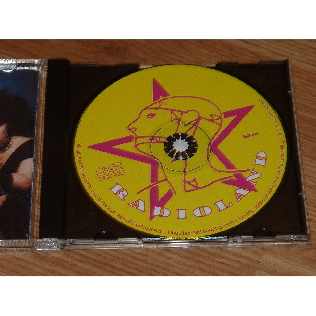 SISTERS OF MERCY RADIOLAND CD