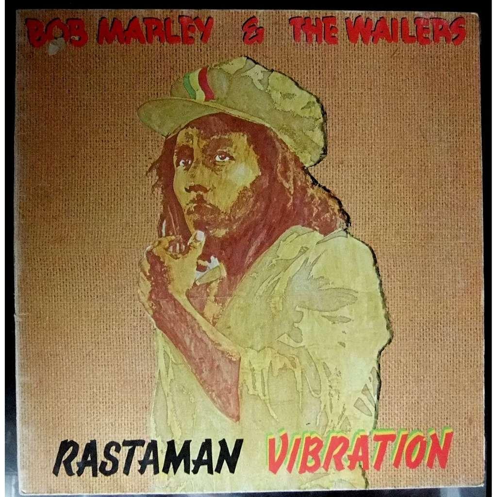 bob marley & the wailers rastaman vibration