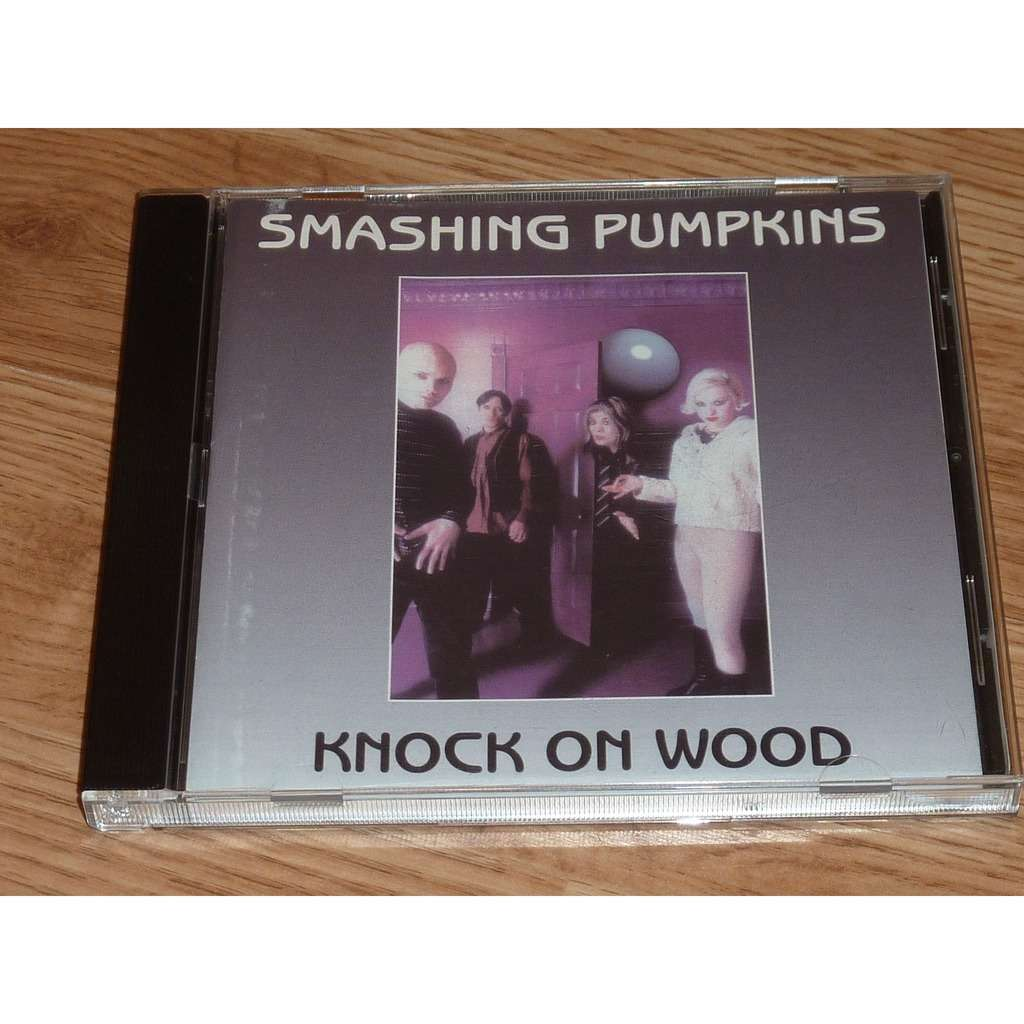 SMASHING PUMPKINS KNOCK ON WOOD CD