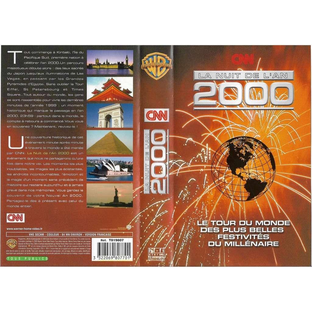 LA NUIT DE L'AN 2000 le tour du monde des plus belles festivitées du millénaire
