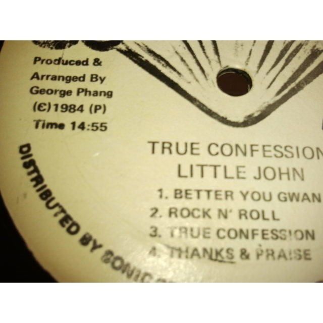Little John True Confession ORIG.