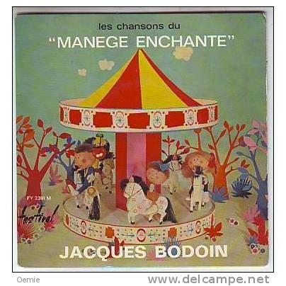 JACQUES BODOIN COLLECTION DE 6 / 45 TOURS