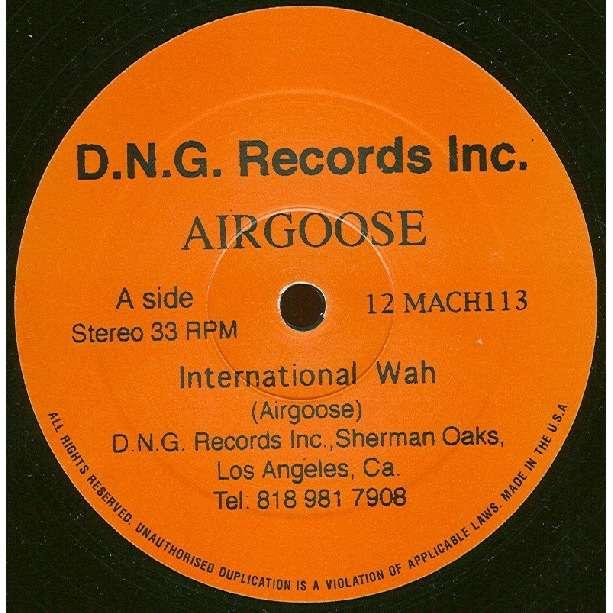 Airgoose International Wah