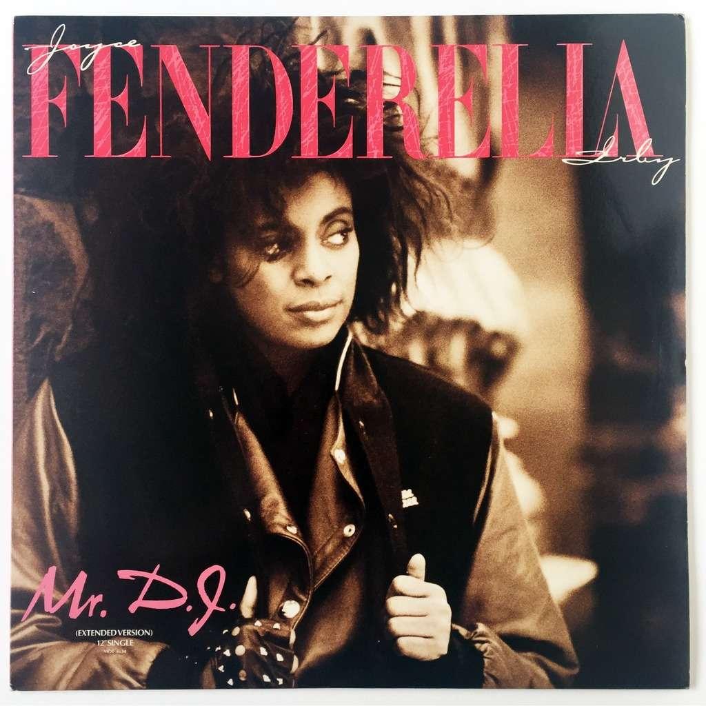 Joyce 'Fenderella' Irby Mr. D.J.