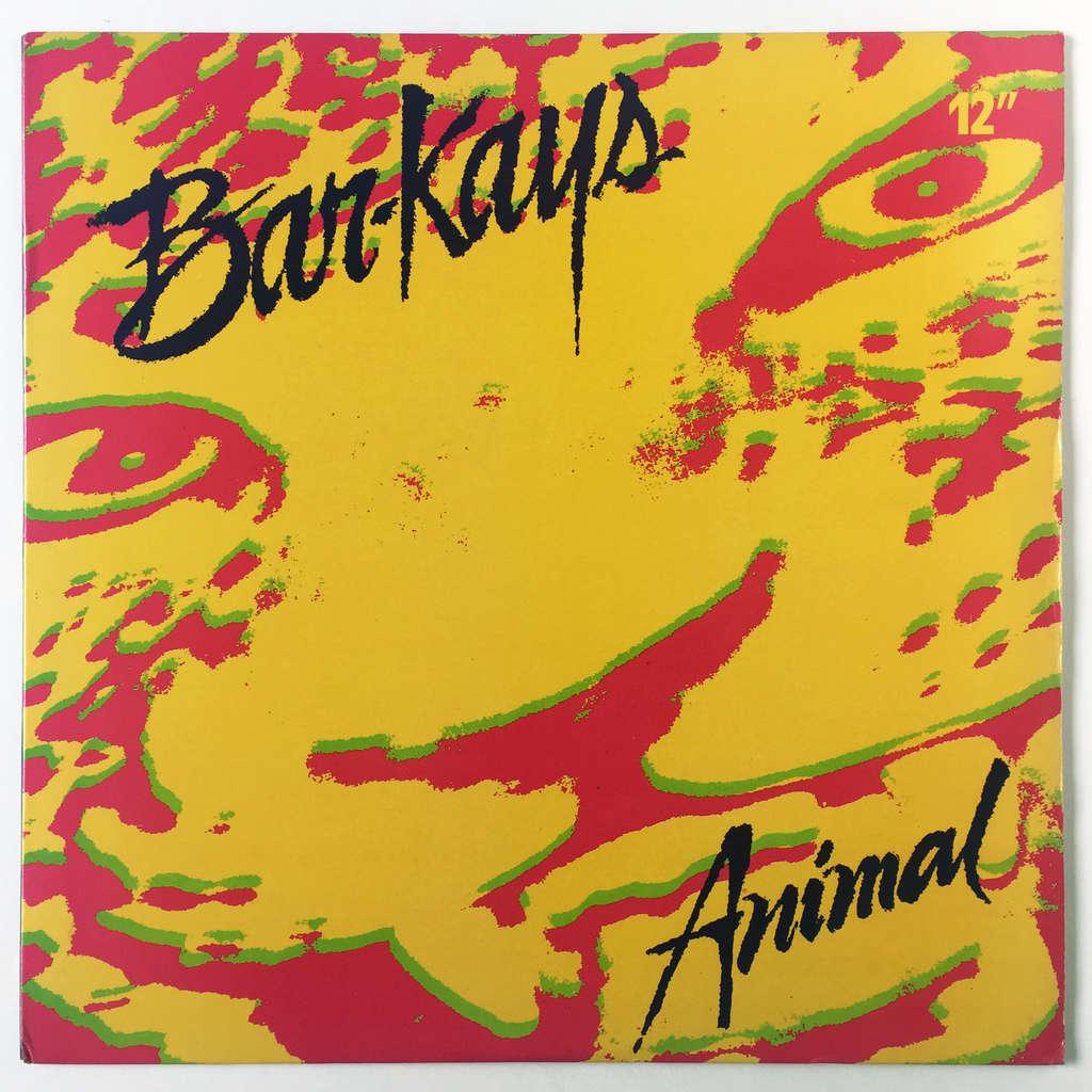 Bar-Kays Animal / Time Out