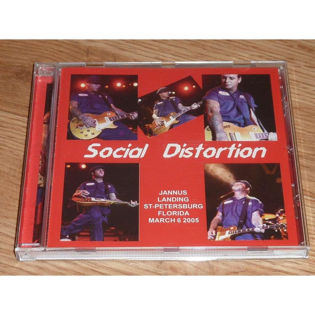 SOCIAL DISTORTION ANTI SOCIAL CD