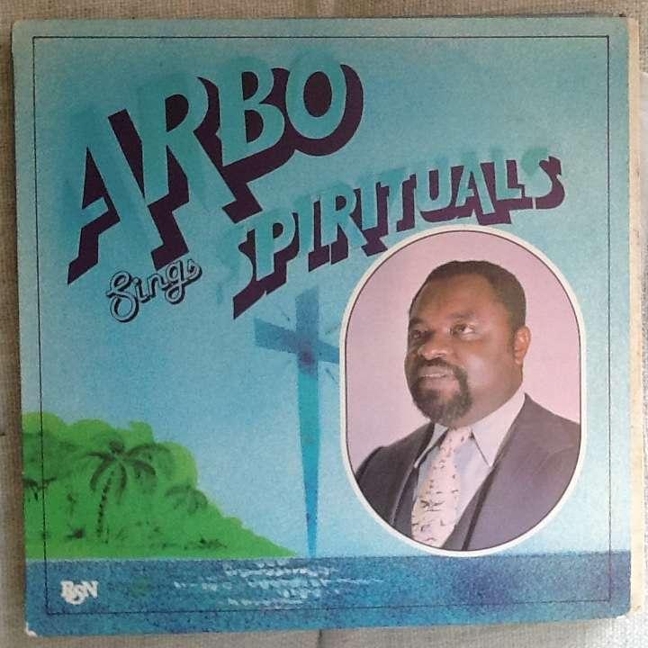 ARBO Arbo sings spirituals
