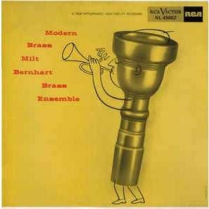Milt Bernhart Brass Ensemble Modern Brass