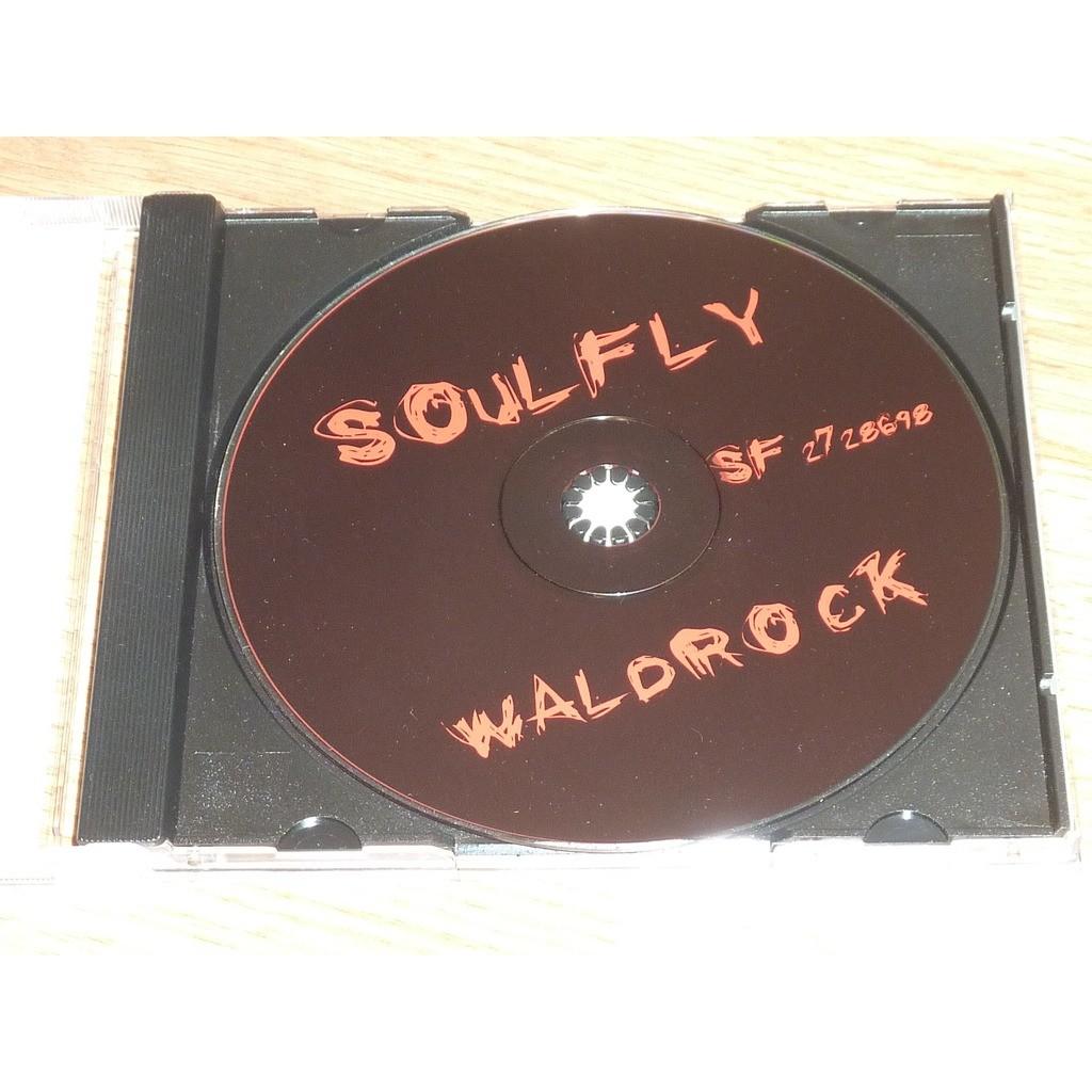 SOULFLY WALDROCK & GRASPOP CD
