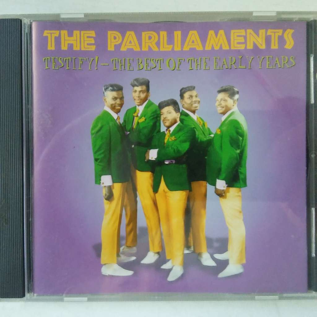 The Parliaments Testify! - The Best Of The Early Years