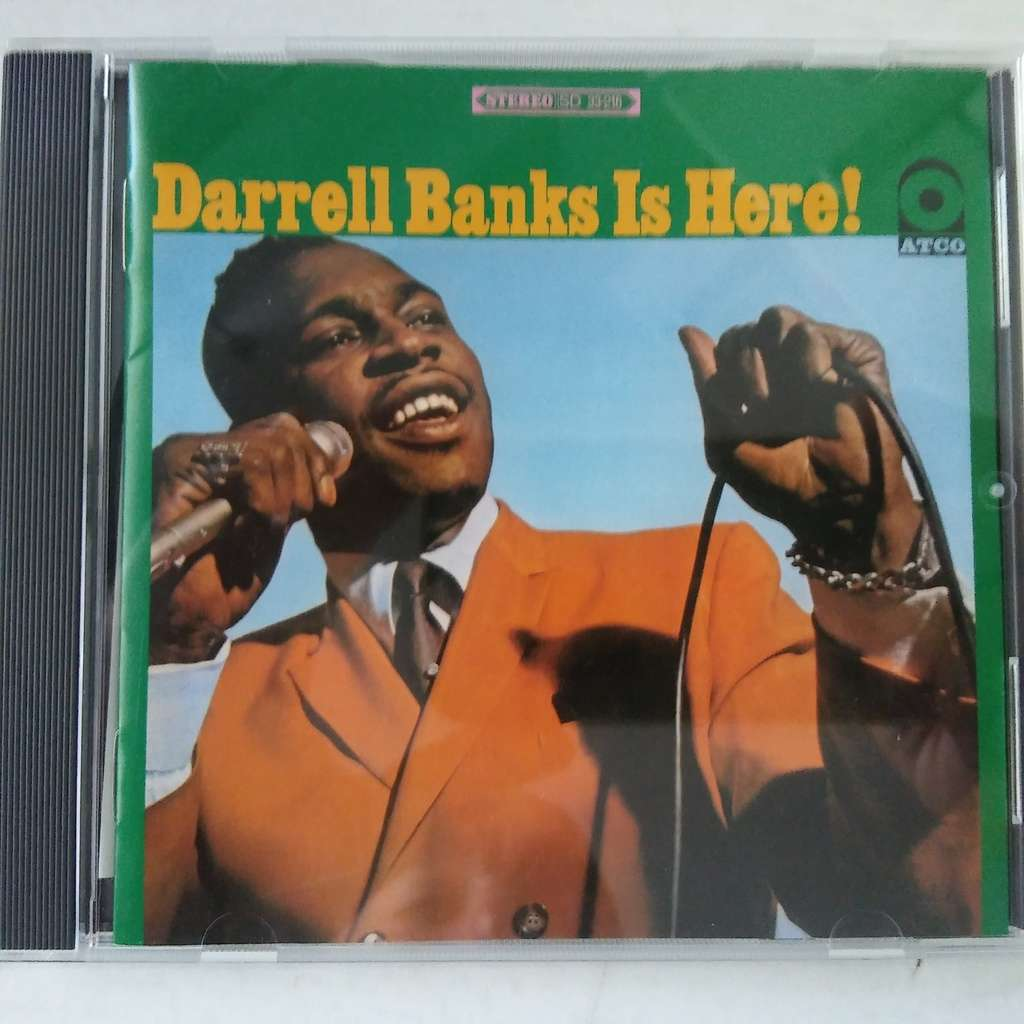 Darrell Banks Darrell Banks Is Here!