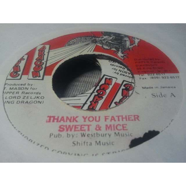 Sweet & Mice Thank You Father ORIG.