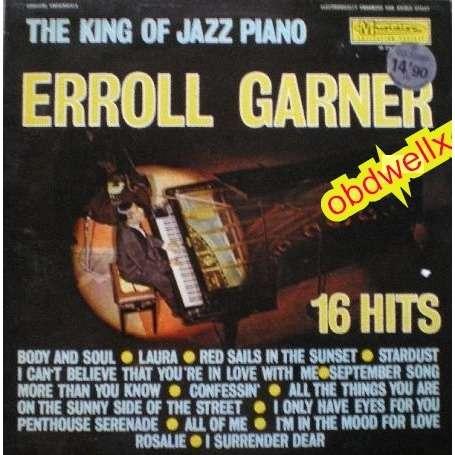 GARNER Erroll The king of jazz piano jazz_double album