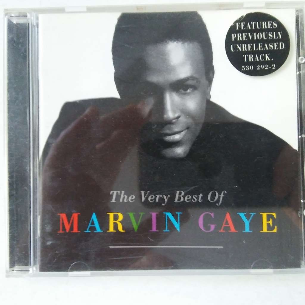 Marvin Gaye The Very Best Of Marvin Gaye
