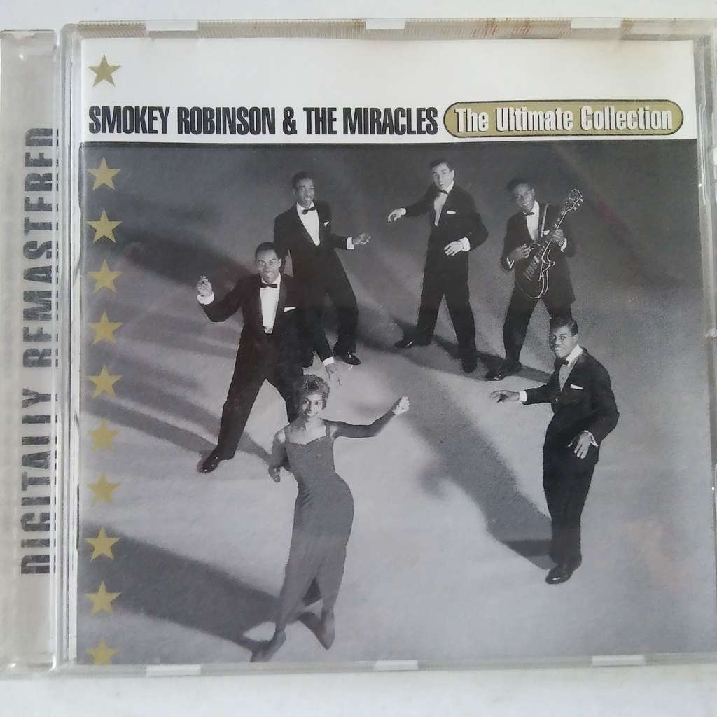 Smokey Robinson & The Miracles The Ultimate Collection
