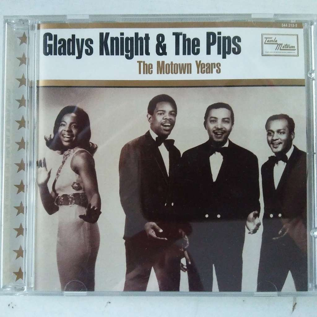 Gladys Knight And The Pips The Motown Years