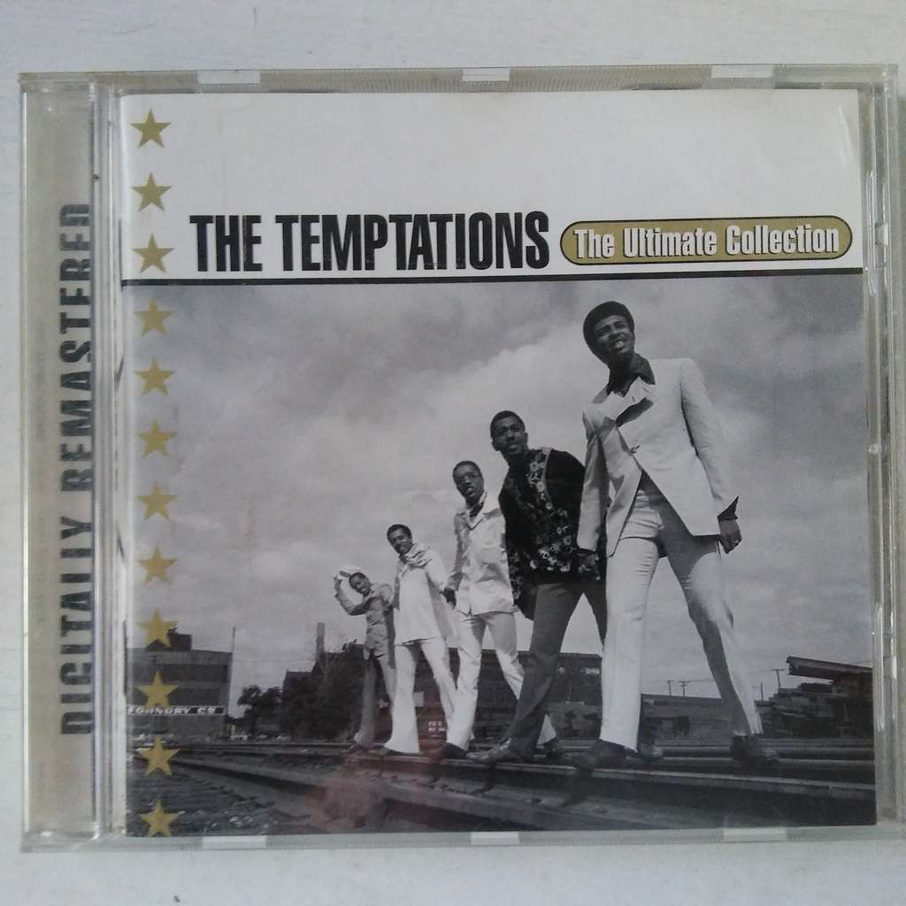 The Temptations The Ultimate Collection