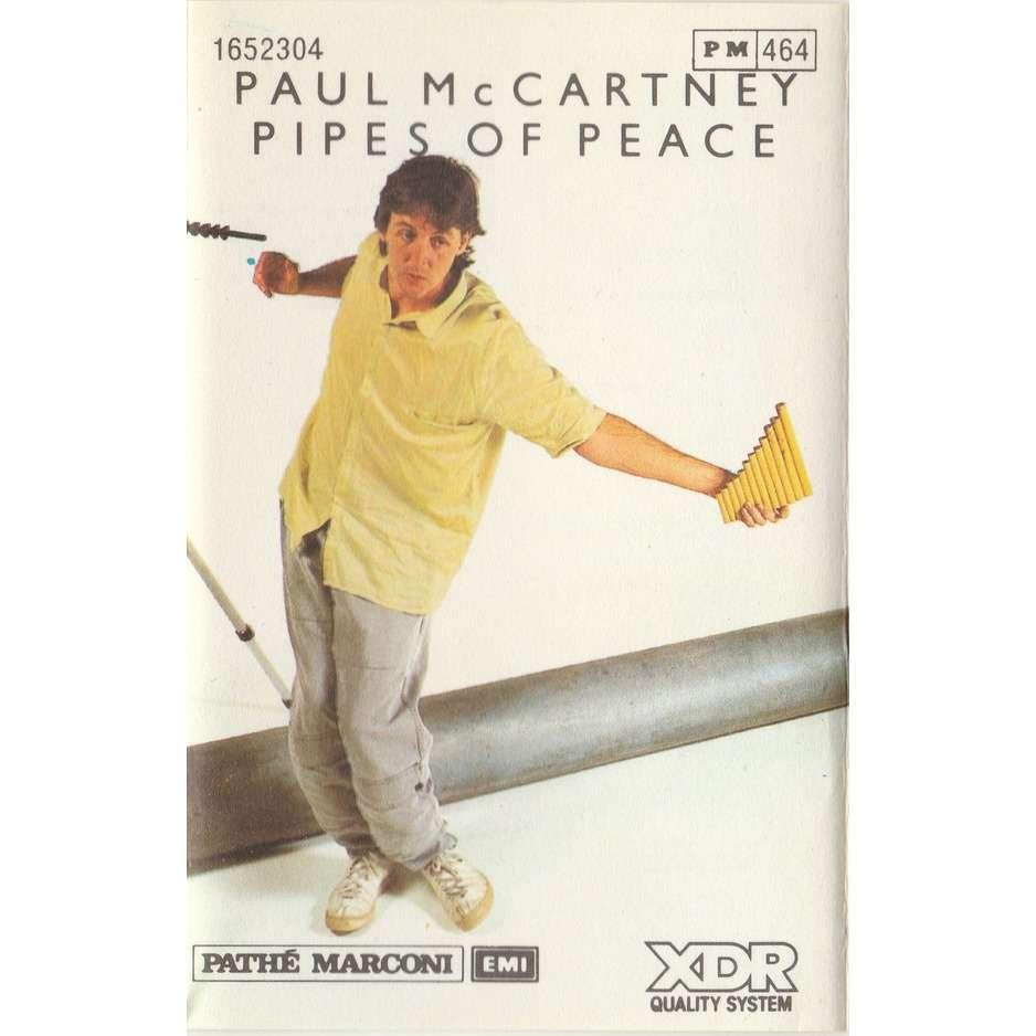 paul mccartney Pipes Of Peace