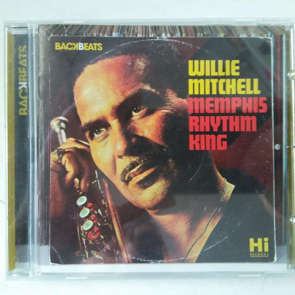 Willie Mitchell Memphis Rhythm King