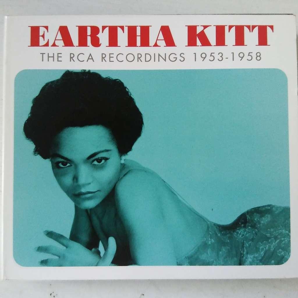 Eartha Kitt The RCA Recordings 1953-1958