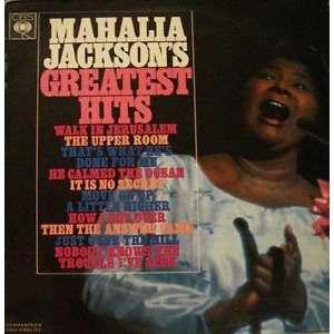 JACKSON Mahalia greatest hits