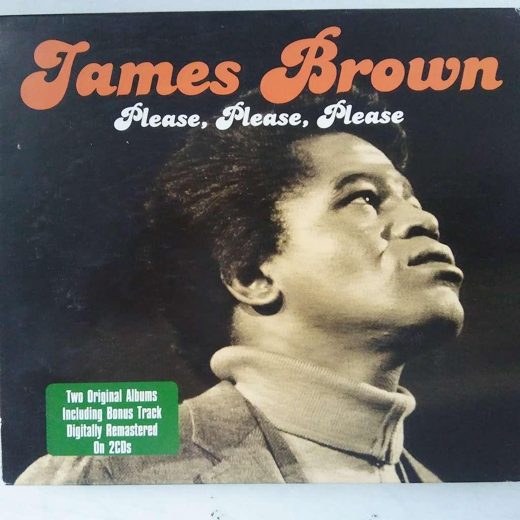 james brown Please, Please, Please