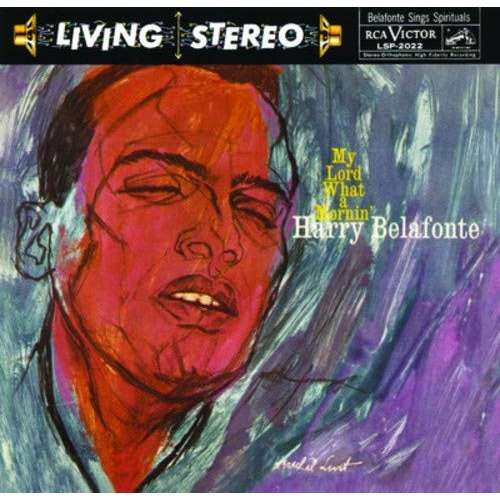 HARRY BELAFONTE MY LORD WHAT A MORNIN'