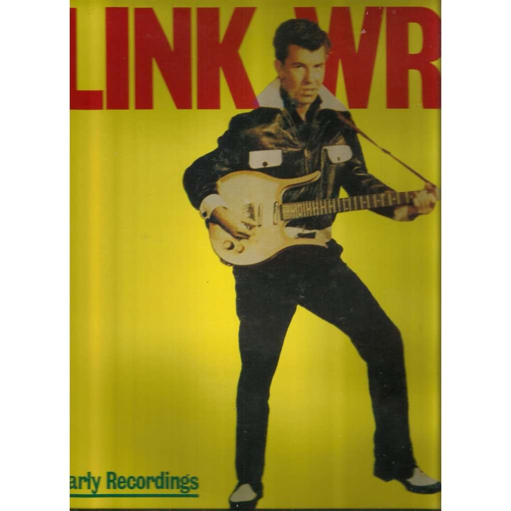 link wray early recordings